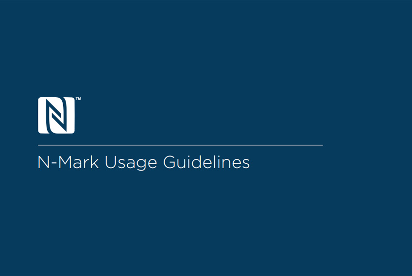 N-Mark usage guidelines cover image