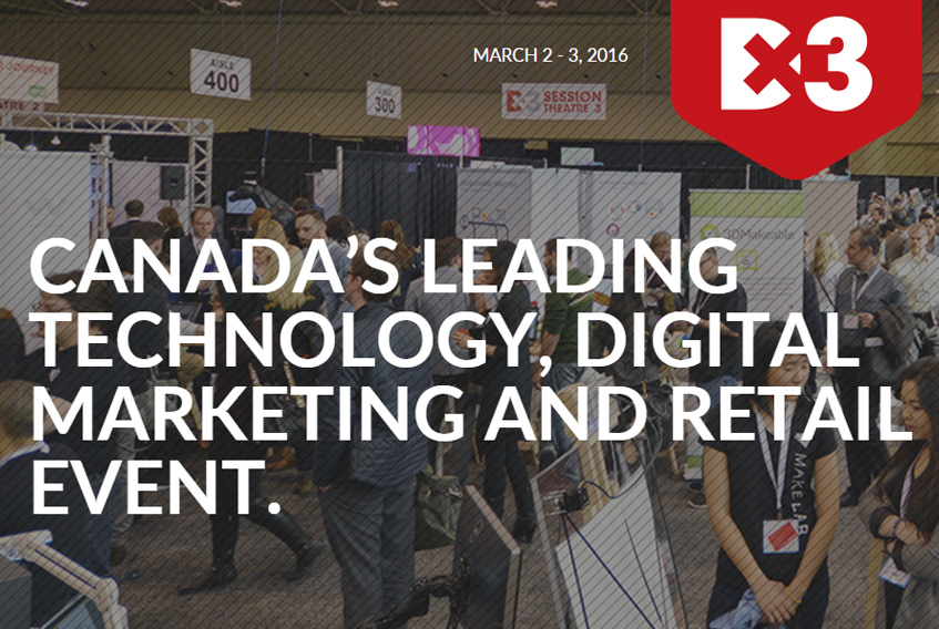 DX3 Canada website screenshot