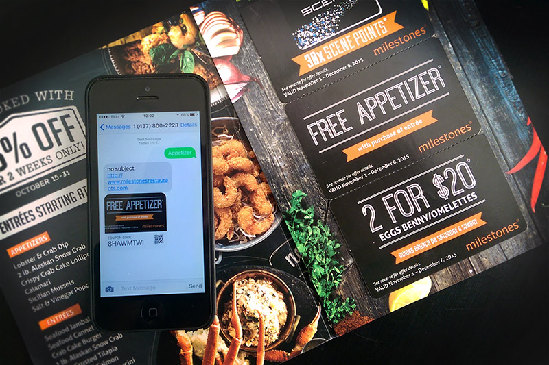Mobile coupons add a new extension to traditional coupons